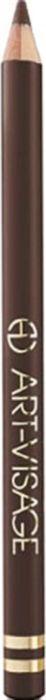 Art-Visage Карандаш контурный для глаз / Eyeliner pencil, т. 102, 1,3 г641604КОМФОРТНАЯ текстура УСТОЙЧИВОСТЬ и ЗАБОТА до 12 часов Натуральные и тугоплавкие воски делают цвет более устойчивым, масло жожоба смягчает и питает нежную кожу век, экстракт алоэ оказывает тонизирующее и бактерицидное действие, витамин Е помогает сохранить молодость. Совет визажиста: Обманные маневры. Ресницы будут выглядеть более густыми и пушистыми, если провести карандашом линию у корней и слегка растушевать ее с помощью аппликатора. Визуально это имитирует тень от роскошных ресниц.