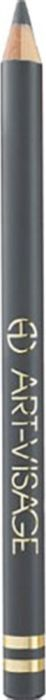 Art-Visage Карандаш контурный для глаз / Eyeliner pencil, т. 104, 1,3 г640096КОМФОРТНАЯ текстура УСТОЙЧИВОСТЬ и ЗАБОТА до 12 часов Натуральные и тугоплавкие воски делают цвет более устойчивым, масло жожоба смягчает и питает нежную кожу век, экстракт алоэ оказывает тонизирующее и бактерицидное действие, витамин Е помогает сохранить молодость. Совет визажиста: Обманные маневры. Ресницы будут выглядеть более густыми и пушистыми, если провести карандашом линию у корней и слегка растушевать ее с помощью аппликатора. Визуально это имитирует тень от роскошных ресниц.