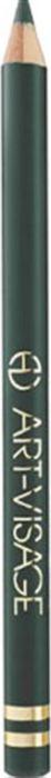 Art-Visage Карандаш контурный для глаз / Eyeliner pencil, т. 107, 1,3 г641659КОМФОРТНАЯ текстура УСТОЙЧИВОСТЬ и ЗАБОТА до 12 часов Натуральные и тугоплавкие воски делают цвет более устойчивым, масло жожоба смягчает и питает нежную кожу век, экстракт алоэ оказывает тонизирующее и бактерицидное действие, витамин Е помогает сохранить молодость. Совет визажиста: Обманные маневры. Ресницы будут выглядеть более густыми и пушистыми, если провести карандашом линию у корней и слегка растушевать ее с помощью аппликатора. Визуально это имитирует тень от роскошных ресниц.