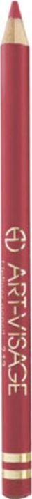 Art-Visage Карандаш контурный для губ / Lipliner pencil, т. 202, 1,3 г641758Создает идеальный контур губ. Бережно ухаживает за нежной кожей весь день.В состав карандаша входят натуральные компоненты, которые способствуют сохранению красоты и молодости ваших губ:• Экстракт алоэ оказывает тонизирующее и бактерицидное действие;• масло жожоба смягчает и питает кожу;• витамин Е помогает сохранить молодость кожи;• натуральные тугоплавкие воски обеспечивают повышенную стойкость карандаша в течение дня.