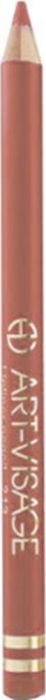 Art-Visage Карандаш контурный для губ / Lipliner pencil, т. 210, 1,3 г641833Создает идеальный контур губ. Бережно ухаживает за нежной кожей весь день.В состав карандаша входят натуральные компоненты, которые способствуют сохранению красоты и молодости ваших губ:• Экстракт алоэ оказывает тонизирующее и бактерицидное действие;• масло жожоба смягчает и питает кожу;• витамин Е помогает сохранить молодость кожи;• натуральные тугоплавкие воски обеспечивают повышенную стойкость карандаша в течение дня.