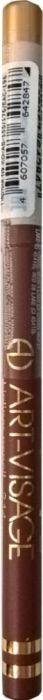 Art-Visage Карандаш контурный для губ / Lipliner pencil, т. 214, 1,3 г642847Создает идеальный контур губ. Бережно ухаживает за нежной кожей весь день. В состав карандаша входят натуральные компоненты, которые способствуют сохранению красоты и молодости ваших губ: • Экстракт алоэ оказывает тонизирующее и бактерицидное действие; • масло жожоба смягчает и питает кожу; • витамин Е помогает сохранить молодость кожи; • натуральные тугоплавкие воски обеспечивают повышенную стойкость карандаша в течение дня.