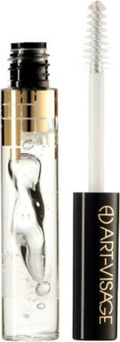 Art-Visage Гель для бровей и ресниц / Fix&care lash & brow gel 4,3 г645305ДНЕМ: фиксирует нужную форму бровей и ресниц. НОЧЬЮ: ускоряет рост ресниц! НЕ содержит спирта Идеален даже для ЧУВСТВИТЕЛЬНЫХ глаз.• D-пантенол придает эластичность, блеск ресницам, стимулирует их рост, увлажняет; увеличивает прочность коллагеновых волокон.