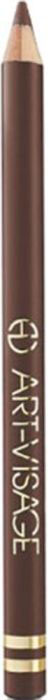 Art-Visage Карандаш контурный для глаз / Eyeliner pencil, т. 120, 1,3 г646197КОМФОРТНАЯ текстура УСТОЙЧИВОСТЬ и ЗАБОТА до 12 часов Натуральные и тугоплавкие воски делают цвет более устойчивым, масло жожоба смягчает и питает нежную кожу век, экстракт алоэ оказывает тонизирующее и бактерицидное действие, витамин Е помогает сохранить молодость. Совет визажиста: Обманные маневры. Ресницы будут выглядеть более густыми и пушистыми, если провести карандашом линию у корней и слегка растушевать ее с помощью аппликатора. Визуально это имитирует тень от роскошных ресниц.