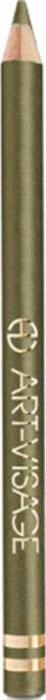 Art-Visage Карандаш контурный для глаз / Eyeliner pencil, т. 123, 1,3 гKBAP02КОМФОРТНАЯ текстура УСТОЙЧИВОСТЬ и ЗАБОТА до 12 часов Натуральные и тугоплавкие воски делают цвет более устойчивым, масло жожоба смягчает и питает нежную кожу век, экстракт алоэ оказывает тонизирующее и бактерицидное действие, витамин Е помогает сохранить молодость. Совет визажиста: Обманные маневры. Ресницы будут выглядеть более густыми и пушистыми, если провести карандашом линию у корней и слегка растушевать ее с помощью аппликатора. Визуально это имитирует тень от роскошных ресниц.