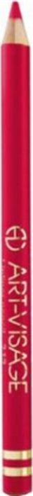 Art-Visage Карандаш контурный для губ / Lipliner pencil, т. 218, 1,3 г646333Создает идеальный контур губ. Бережно ухаживает за нежной кожей весь день. В состав карандаша входят натуральные компоненты, которые способствуют сохранению красоты и молодости ваших губ: • Экстракт алоэ оказывает тонизирующее и бактерицидное действие; • масло жожоба смягчает и питает кожу; • витамин Е помогает сохранить молодость кожи; • натуральные тугоплавкие воски обеспечивают повышенную стойкость карандаша в течение дня.