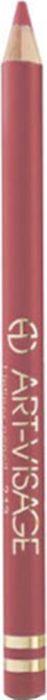 Art-Visage Карандаш контурный для губ / Lipliner pencil, т. 219, 1,3 г646340Создает идеальный контур губ. Бережно ухаживает за нежной кожей весь день. В состав карандаша входят натуральные компоненты, которые способствуют сохранению красоты и молодости ваших губ: • Экстракт алоэ оказывает тонизирующее и бактерицидное действие; • масло жожоба смягчает и питает кожу; • витамин Е помогает сохранить молодость кожи; • натуральные тугоплавкие воски обеспечивают повышенную стойкость карандаша в течение дня.