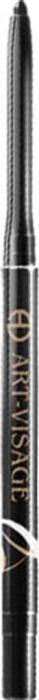 Art-Visage Карандаш для глаз: 701 Бесконечность шелковый, с точилкой, 0,31 г017422Шелковый карандаш с точилкой, маслом жожоба, сферическими частицами, витамином Е. Подчеркивает контур глаз, помогает создать выразительную четкую графичную подводку или может быть растушеван до эффекта мягкого естественного макияжа глаз. Выкручивающийся механизм карандаша удобен в применении, индивидуальная точилка обеспечит идеально тонкий кончик стержня.