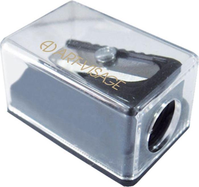 Art-Visage Точилка для косметического ультра-тонкого карандаша689062Подходит для тонких карандашей. Аккуратная легкая заточка позволит вам всегда держать свою косметику в идеальном состоянии.