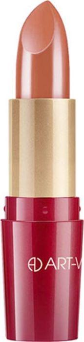 Art-Visage Ухаживающая губная помада Кашемир / Ultra care lipstick. Velvet touch, тон 501, 4,5 г006449Палитра из 40 оттенков, составленная на основании статистики самых востребованных покупателями оттенков: перламутровые, с мерцающим перламутром, матовые. Синтетический сапфир обеспечивает невероятный блеск помады на губах.Основа помады: натуральные воски, масло семян абиссинской горчицы, витамины А и Е - инновационная система защиты и ухода за кожей.301 - оттенки с перламутром;401 - оттенки с насыщенным перламутром;501 - матовые оттенки.Какая губная помада лучше. Статья OZON Гид