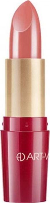 Art-Visage Ухаживающая губная помада Кашемир / Ultra care lipstick. Velvet touch, тон 504, 4,5 г006470Палитра из 40 оттенков, составленная на основании статистики самых востребованных покупателями оттенков: перламутровые, с мерцающим перламутром, матовые. Синтетический сапфир обеспечивает невероятный блеск помады на губах.Основа помады: натуральные воски, масло семян абиссинской горчицы, витамины А и Е - инновационная система защиты и ухода за кожей.301 - оттенки с перламутром;401 - оттенки с насыщенным перламутром;501 - матовые оттенки.