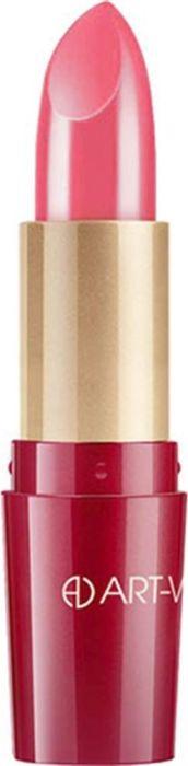 Art-Visage Ухаживающая губная помада Кашемир / Ultra care lipstick. Velvet touch, тон 509, 4,5 г017305Палитра из 40 оттенков, составленная на основании статистики самых востребованных покупателями оттенков: перламутровые, с мерцающим перламутром, матовые. Синтетический сапфир обеспечивает невероятный блеск помады на губах. Основа помады: натуральные воски, масло семян абиссинской горчицы, витамины А и Е - инновационная система защиты и ухода за кожей. 301 - оттенки с перламутром; 401 - оттенки с насыщенным перламутром; 501 - матовые оттенки.Какая губная помада лучше. Статья OZON Гид