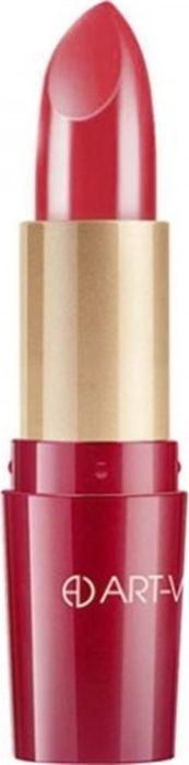 Art-Visage Ухаживающая губная помада Кашемир / Ultra care lipstick. Velvet touch, тон 511, 4,5 г006548Палитра из 40 оттенков, составленная на основании статистики самых востребованных покупателями оттенков: перламутровые, с мерцающим перламутром, матовые. Синтетический сапфир обеспечивает невероятный блеск помады на губах. Основа помады: натуральные воски, масло семян абиссинской горчицы, витамины А и Е - инновационная система защиты и ухода за кожей. 301 - оттенки с перламутром; 401 - оттенки с насыщенным перламутром; 501 - матовые оттенки.