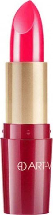 Art-Visage Ухаживающая губная помада Кашемир / Ultra care lipstick. Velvet touch, тон 512, 4,5 г006555Палитра из 40 оттенков, составленная на основании статистики самых востребованных покупателями оттенков: перламутровые, с мерцающим перламутром, матовые. Синтетический сапфир обеспечивает невероятный блеск помады на губах. Основа помады: натуральные воски, масло семян абиссинской горчицы, витамины А и Е - инновационная система защиты и ухода за кожей. 301 - оттенки с перламутром; 401 - оттенки с насыщенным перламутром; 501 - матовые оттенки.Какая губная помада лучше. Статья OZON Гид