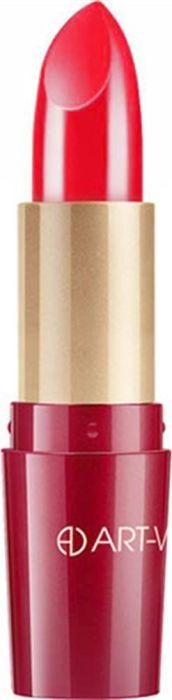 Art-Visage Ухаживающая губная помада Кашемир / Ultra care lipstick. Velvet touch, тон 514, 4,5 г006579Палитра из 40 оттенков, составленная на основании статистики самых востребованных покупателями оттенков: перламутровые, с мерцающим перламутром, матовые. Синтетический сапфир обеспечивает невероятный блеск помады на губах.Основа помады: натуральные воски, масло семян абиссинской горчицы, витамины А и Е - инновационная система защиты и ухода за кожей.301 - оттенки с перламутром;401 - оттенки с насыщенным перламутром;501 - матовые оттенки.