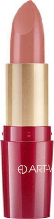 Art-Visage Ухаживающая губная помада Кашемир / Ultra care lipstick. Velvet touch, тон 301, 4,5 г007675Палитра из 40 оттенков, составленная на основании статистики самых востребованных покупателями оттенков: перламутровые, с мерцающим перламутром, матовые. Синтетический сапфир обеспечивает невероятный блеск помады на губах. Основа помады: натуральные воски, масло семян абиссинской горчицы, витамины А и Е - инновационная система защиты и ухода за кожей. 301 - оттенки с перламутром; 401 - оттенки с насыщенным перламутром; 501 - матовые оттенки.