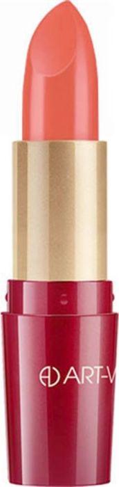 Art-Visage Ухаживающая губная помада Кашемир / Ultra care lipstick. Velvet touch, тон 303, 4,5 гKLC04Палитра из 40 оттенков, составленная на основании статистики самых востребованных покупателями оттенков: перламутровые, с мерцающим перламутром, матовые. Синтетический сапфир обеспечивает невероятный блеск помады на губах. Основа помады: натуральные воски, масло семян абиссинской горчицы, витамины А и Е - инновационная система защиты и ухода за кожей. 301 - оттенки с перламутром; 401 - оттенки с насыщенным перламутром; 501 - матовые оттенки.Какая губная помада лучше. Статья OZON Гид