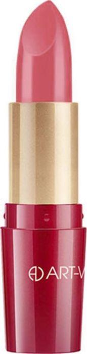 Art-Visage Ухаживающая губная помада Кашемир / Ultra care lipstick. Velvet touch, тон 305, 4,5 г007712Палитра из 40 оттенков, составленная на основании статистики самых востребованных покупателями оттенков: перламутровые, с мерцающим перламутром, матовые. Синтетический сапфир обеспечивает невероятный блеск помады на губах. Основа помады: натуральные воски, масло семян абиссинской горчицы, витамины А и Е - инновационная система защиты и ухода за кожей. 301 - оттенки с перламутром; 401 - оттенки с насыщенным перламутром; 501 - матовые оттенки.Какая губная помада лучше. Статья OZON Гид