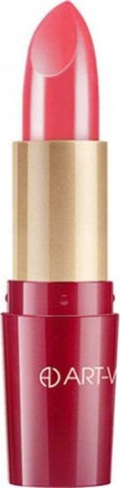 Art-Visage Ухаживающая губная помада Кашемир / Ultra care lipstick. Velvet touch, тон 308, 4,5 г007743Палитра из 40 оттенков, составленная на основании статистики самых востребованных покупателями оттенков: перламутровые, с мерцающим перламутром, матовые. Синтетический сапфир обеспечивает невероятный блеск помады на губах. Основа помады: натуральные воски, масло семян абиссинской горчицы, витамины А и Е - инновационная система защиты и ухода за кожей. 301 - оттенки с перламутром; 401 - оттенки с насыщенным перламутром; 501 - матовые оттенки.Какая губная помада лучше. Статья OZON Гид
