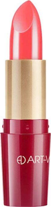 Art-Visage Ухаживающая губная помада Кашемир / Ultra care lipstick. Velvet touch, тон 312, 4,5 г007781Палитра из 40 оттенков, составленная на основании статистики самых востребованных покупателями оттенков: перламутровые, с мерцающим перламутром, матовые. Синтетический сапфир обеспечивает невероятный блеск помады на губах. Основа помады: натуральные воски, масло семян абиссинской горчицы, витамины А и Е - инновационная система защиты и ухода за кожей. 301 - оттенки с перламутром; 401 - оттенки с насыщенным перламутром; 501 - матовые оттенки.Какая губная помада лучше. Статья OZON Гид