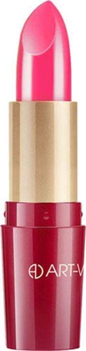 Art-Visage Ухаживающая губная помада Кашемир / Ultra care lipstick. Velvet touch, тон 314, 4,5 г007804Палитра из 40 оттенков, составленная на основании статистики самых востребованных покупателями оттенков: перламутровые, с мерцающим перламутром, матовые. Синтетический сапфир обеспечивает невероятный блеск помады на губах. Основа помады: натуральные воски, масло семян абиссинской горчицы, витамины А и Е - инновационная система защиты и ухода за кожей. 301 - оттенки с перламутром; 401 - оттенки с насыщенным перламутром; 501 - матовые оттенки.