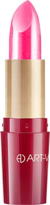 Art-Visage Ухаживающая губная помада Кашемир / Ultra care lipstick. Velvet touch, тон 402, 4,5 г007866Палитра из 40 оттенков, составленная на основании статистики самых востребованных покупателями оттенков: перламутровые, с мерцающим перламутром, матовые. Синтетический сапфир обеспечивает невероятный блеск помады на губах. Основа помады: натуральные воски, масло семян абиссинской горчицы, витамины А и Е - инновационная система защиты и ухода за кожей. 301 - оттенки с перламутром; 401 - оттенки с насыщенным перламутром; 501 - матовые оттенки.Какая губная помада лучше. Статья OZON Гид