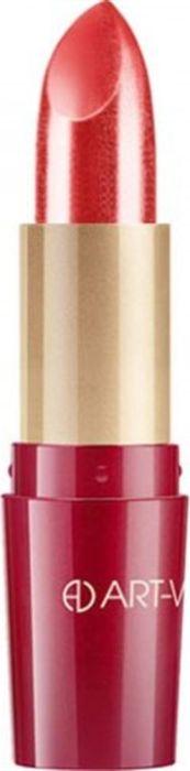 Art-Visage Ухаживающая губная помада Кашемир / Ultra care lipstick. Velvet touch, тон 405, 4,5 г007897Палитра из 40 оттенков, составленная на основании статистики самых востребованных покупателями оттенков: перламутровые, с мерцающим перламутром, матовые. Синтетический сапфир обеспечивает невероятный блеск помады на губах.Основа помады: натуральные воски, масло семян абиссинской горчицы, витамины А и Е - инновационная система защиты и ухода за кожей.301 - оттенки с перламутром;401 - оттенки с насыщенным перламутром;501 - матовые оттенки.