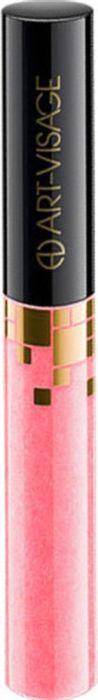 Art-Visage Блеск для губ, тон 04, 6,4 г018817Насыщенный цвет, без блесток, без перламутра, невероятно нежный на губах. Эффект притягательных влажных губ. Удобная кисточка для максимально объемного эффекта! Витамин Е - активный природный антиоксидант - ухаживает за кожей губ и помогает сохранить ее молодость.