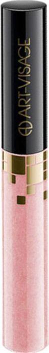 Art-Visage Блеск для губ, тон 12, 6,4 г018886Насыщенный цвет, без блесток, без перламутра, невероятно нежный на губах. Эффект притягательных влажных губ. Удобная кисточка для максимально объемного эффекта! Витамин Е - активный природный антиоксидант - ухаживает за кожей губ и помогает сохранить ее молодость.