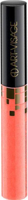 Art-Visage Блеск для губ, тон 15, 6,4 г018916Насыщенный цвет, без блесток, без перламутра, невероятно нежный на губах. Эффект притягательных влажных губ. Удобная кисточка для максимально объемного эффекта! Витамин Е - активный природный антиоксидант - ухаживает за кожей губ и помогает сохранить ее молодость.