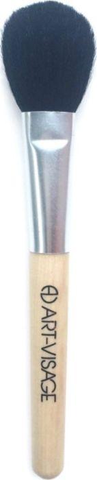 Art-Visage Кисть для румян №3 лепесток (коза)AV043208Нежный лепесток касается ваших скул и оставляет восхитительный след для придания коже деликатного румянца. Кисть хороша как для матовых румян, так и для румян с шиммером.