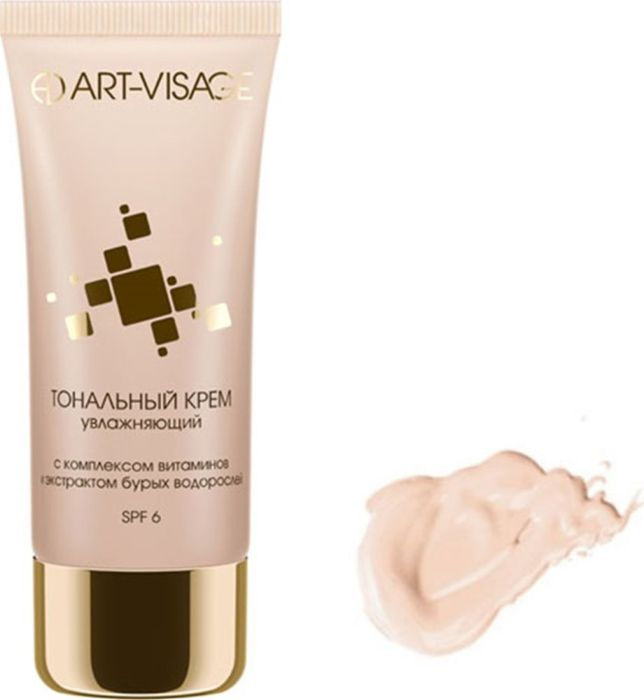 Art-Visage Тональный крем увлажняющий, тон 201, 25 г043376Ровный цвет лица на 15 часов!Плотная текстура без эффекта маски.Инновационный компонент Soft focus effect подстроится под цвет вашей кожи!Формула, созданная на основе передовых технологий, обеспечивает исключительную стойкость тонального крема UV-фильтры для защиты кожи от вредного воздействия солнечных лучей;Витамин Е для сохранения молодости кожи.