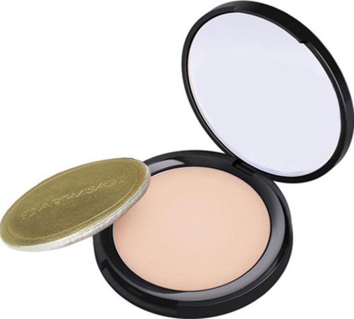 Art-Visage Компактная пудра для жирной и комбинированной кожи, тон 02, 10 г044670Моментальное устранение жирного блеска, матовая кожа до 5 часов! Не создает эффекта маски, не закупоривает поры. Уникальная формула, специально разработанная для жирной и комбинированной кожи.ОСОБЕННОСТИ:• Мягкая текстура придает коже бархатисто-матовый оттенок;• Предотвращает появление жирного блеска;• Микрочастицы обеспечивают равномерное распределение пудры на коже;• Идеально сбалансированный состав не препятствует дыханию кожи.ПОЛЕЗНЫЙ КОМПОНЕНТ:• Витамин Е - активный антиоксидант, ухаживает за кожей лица и помогает сохранить ее молодость.