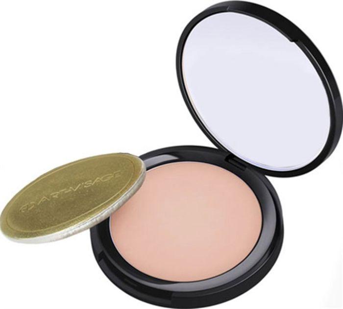 Art-Visage Компактная пудра для жирной и комбинированной кожи, тон 03, 10 г044694Моментальное устранение жирного блеска, матовая кожа до 5 часов! Не создает эффекта маски, не закупоривает поры. Уникальная формула, специально разработанная для жирной и комбинированной кожи.ОСОБЕННОСТИ:• Мягкая текстура придает коже бархатисто-матовый оттенок;• Предотвращает появление жирного блеска;• Микрочастицы обеспечивают равномерное распределение пудры на коже;• Идеально сбалансированный состав не препятствует дыханию кожи.ПОЛЕЗНЫЙ КОМПОНЕНТ:• Витамин Е - активный антиоксидант, ухаживает за кожей лица и помогает сохранить ее молодость.