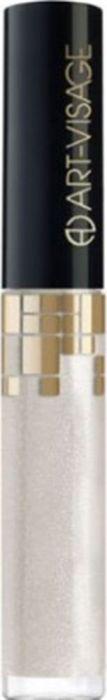 Art-Visage блеск для губ с блестками 3D Gloss, тон 201, 6,4 г046636Нежная, насыщенная цветом текстура легко наносится. Модный глянцевый блеск с блестками визуально увеличивает объем губ, придает им эффект влажного покрытия. Кисточка обеспечивает максимально объемное нанесение блеска.