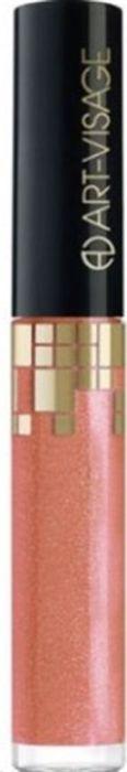 Art-Visage блеск для губ с блестками 3D Gloss, тон 202, 6,4 г046650Нежная, насыщенная цветом текстура легко наносится. Модный глянцевый блеск с блестками визуально увеличивает объем губ, придает им эффект влажного покрытия. Кисточка обеспечивает максимально объемное нанесение блеска.