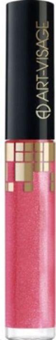 Art-Visage блеск для губ с блестками 3D Gloss, тон 203, 6,4 г046674Нежная, насыщенная цветом текстура легко наносится. Модный глянцевый блеск с блестками визуально увеличивает объем губ, придает им эффект влажного покрытия. Кисточка обеспечивает максимально объемное нанесение блеска.