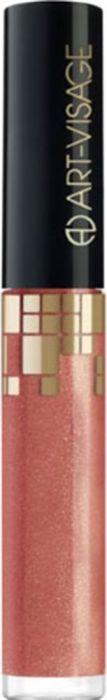 Art-Visage блеск для губ с блестками 3D Gloss, тон 204, 6,4 г046681Нежная, насыщенная цветом текстура легко наносится. Модный глянцевый блеск с блестками визуально увеличивает объем губ, придает им эффект влажного покрытия. Кисточка обеспечивает максимально объемное нанесение блеска.