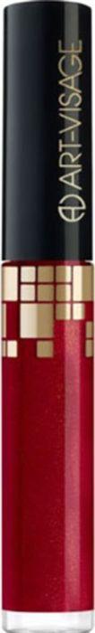 Art-Visage блеск для губ с блестками 3D Gloss, тон 208, 6,4 г046773Нежная, насыщенная цветом текстура легко наносится. Модный глянцевый блеск с блестками визуально увеличивает объем губ, придает им эффект влажного покрытия. Кисточка обеспечивает максимально объемное нанесение блеска.