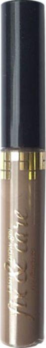 Art-Visage Оттеночный гель для бровей и ресниц Fix & Сare, 4,3 г, светло-коричневый049866Профессионалы бьюти-сферы уже оценили замечательные свойства этого фиксирующего геля, так как он придает дизайну брови законченный вид, содержит ухаживающие компоненты.Как создать идеальные брови: пошаговая инструкция. Статья OZON Гид