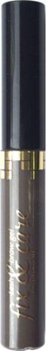 Art-Visage Оттеночный гель для бровей и ресниц Fix & Сare, 4,3 г, коричневый049903Профессионалы бьюти-сферы уже оценили замечательные свойства этого фиксирующего геля, так как он придает дизайну брови законченный вид, содержит ухаживающие компоненты.Как создать идеальные брови: пошаговая инструкция. Статья OZON Гид