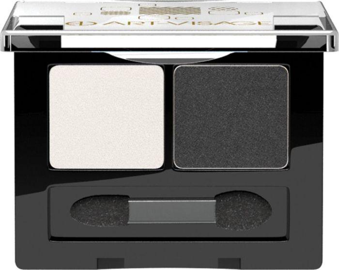 Art-Visage Двойные тени для век Double Story т.201, 3,2 г055225Шелковистая текстура легко наносится, растушевывается, а также «наслаивается» для более интенсивного макияжа. Возможно использование двумя способами: сухим и влажным. 6 идеальных сочетаний оттенков для безупречного макияжа глаз! Витамин Е для поддержания молодости кожи век.