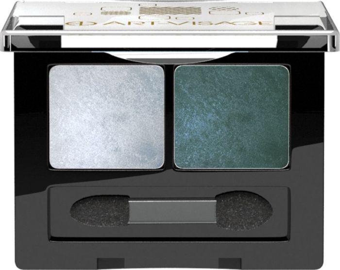 Art-Visage Двойные тени для век Double Story т.205, 3,2 г055300Шелковистая текстура легко наносится, растушевывается, а также «наслаивается» для более интенсивного макияжа. Возможно использование двумя способами: сухим и влажным. 6 идеальных сочетаний оттенков для безупречного макияжа глаз! Витамин Е для поддержания молодости кожи век.