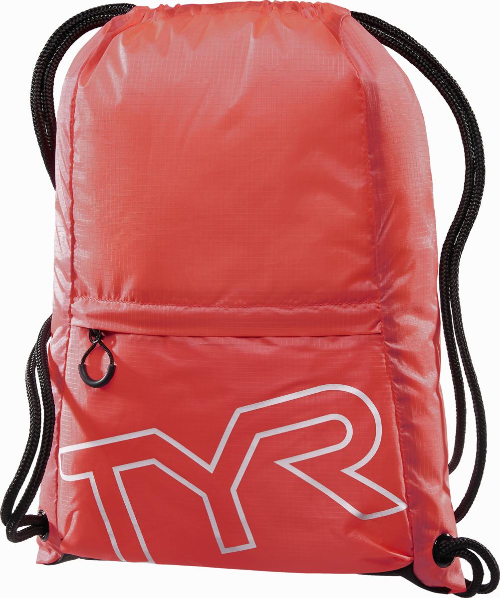Рюкзак-мешок Tyr  Drawstring Backpack , цвет: красный. LPSO2 - Рюкзаки