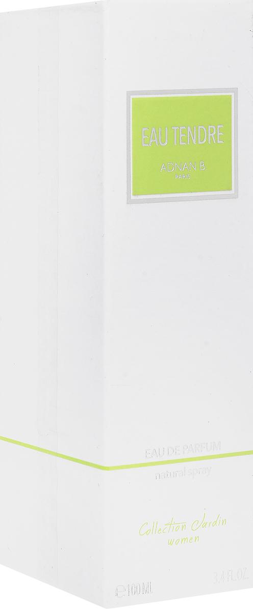 Geparlys Парфюмерная вода Tendre Women Johan B, 100 мл3700134408266Соблазнительный цветочный аромат, легкие и свежие ноты которого гармонично смешаны с аккордами лепестков магнолии, пиона и цветков лотоса. Шлейф из мускуса с нотами амбры и красного дерева предают парфюму чувственности и нежности. Основные ноты: пион, магнолия, лотос, мускус, амбра, жасмин, яблоко.Краткий гид по парфюмерии: виды, ноты, ароматы, советы по выбору. Статья OZON Гид