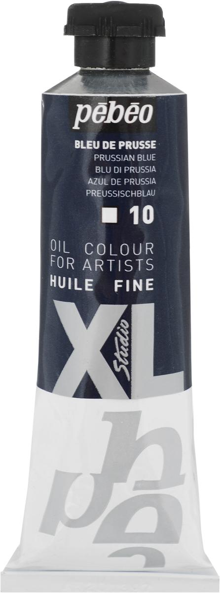 Pebeo Краска масляная XL цвет прусский синий 37 мл937010Современная тонко тертая масляная краска, имеет глубокий оттенок и пастозную консистенцию. Высыхает в течение 3-6 дней. Обладает высокой термо и светостойкостью.Поверхности: холст, правильно подготовленные картон, дерево, ДВП или ДСП. Подходят для любых техник, для лессировок и для пастозной живописи.Все краски смешиваются друг с другом. Покрытие лаком через 6-9 месяцев.Разбавление: разбавители, масла или медиумы в зависимости от искомого результата.Очистка инструментов: нефтяное масло.