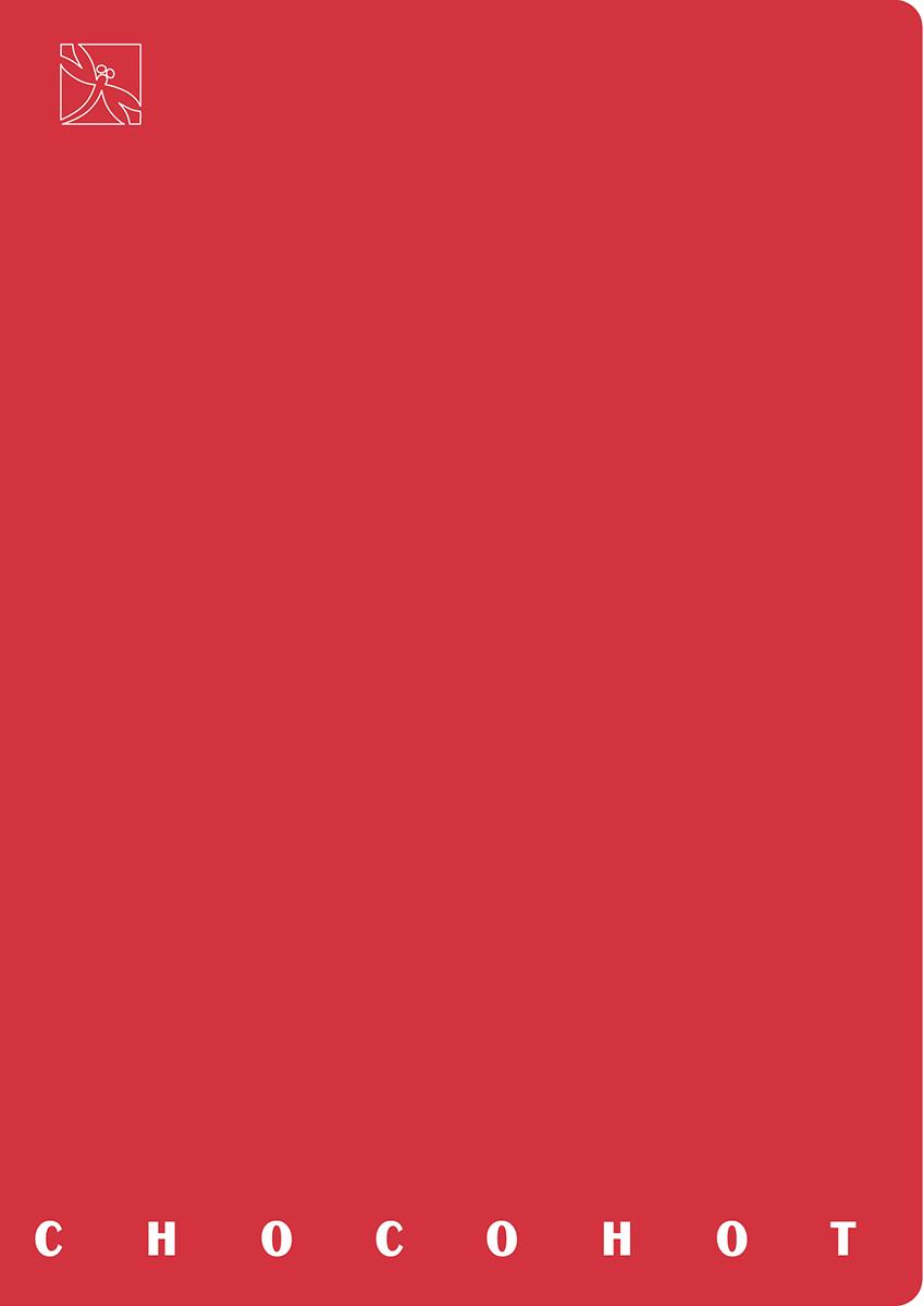 Стрекоза Блокнот Chocohot 40 листов цвет красный7912Блокнот - компактное и практичное полиграфическое изделие,предназначенное для записей и заметок. Такой аксессуар прекрасно подойдетдля фиксации повседневных дел. Это канцелярское изделие отличаетсякрасочным оформлением и придется по душе как взрослому, так и ребенку.