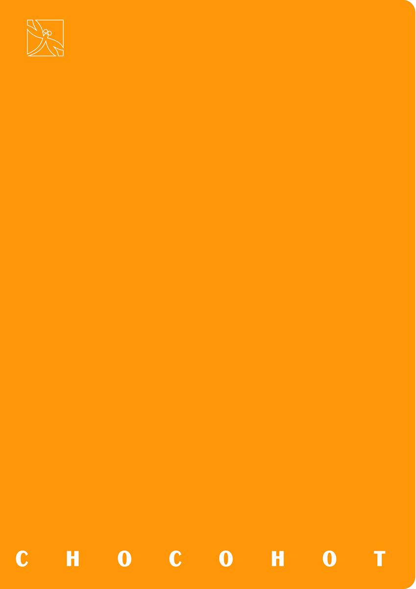 Стрекоза Блокнот Chocohot 40 листов цвет оранжевый7913Блокнот - компактное и практичное полиграфическое изделие,предназначенное для записей и заметок. Такой аксессуар прекрасно подойдетдля фиксации повседневных дел. Это канцелярское изделие отличаетсякрасочным оформлением и придется по душе как взрослому, так и ребенку.