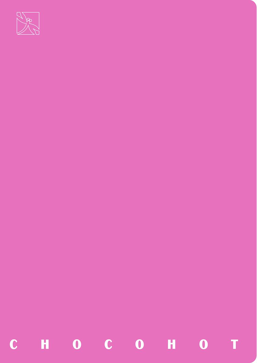 Стрекоза Блокнот Chocohot 40 листов цвет розовый7914Блокнот - компактное и практичное полиграфическое изделие,предназначенное для записей и заметок. Такой аксессуар прекрасно подойдетдля фиксации повседневных дел. Это канцелярское изделие отличаетсякрасочным оформлением и придется по душе как взрослому, так и ребенку.