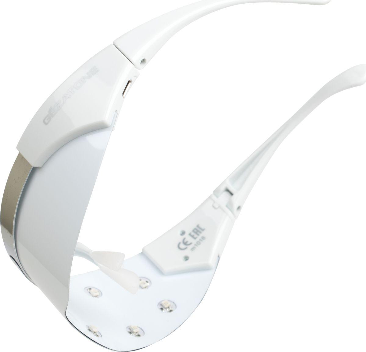 Gezatone m1018Прибор по уходу за кожей лица Светодиодная маска от Gezatone – это небольшой прибор, который...